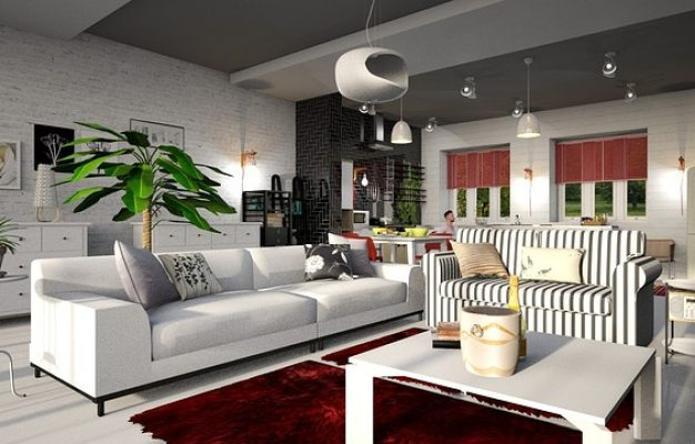 decor de living